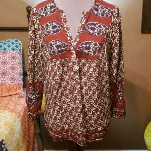 Lucky Brand Top L